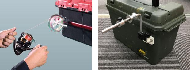 BMO つりピタ/ドカット/ラインワインダー [BM-RW] ラインの巻き取りに最適