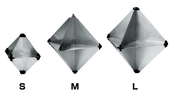 レーダーリフレクター(折りたたみ式反射器) 【PLASTIMO】
